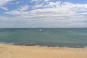 Вид из номера корпус 2 Золотой пляж