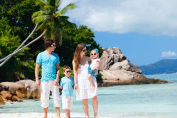 Отдых для семьи с детьми. Планируем поездку